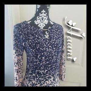 Haani print dress